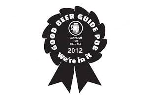 camra good beer guide 2012