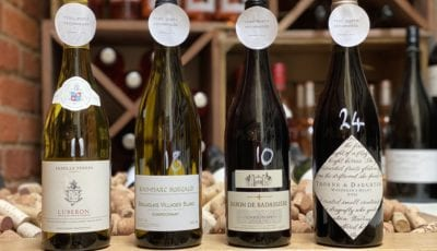 Vino gusto recommends…